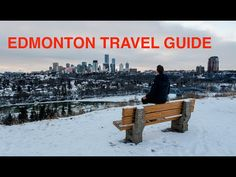 Edmonton Travel Guide (Vlog): Things to Do and See in Edmonton Alberta (Canada)! Alberta Canada, Vacation Trips, Travel Guide, Things To Do, Reading, Youtube, Things To Make, Travel Guide Books, Reading Books