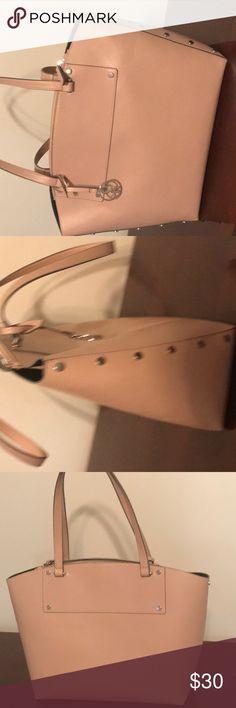 9 west purse Pink- Salmon color Nine West Bags Shoulder Bags Salmon Color, Michael Kors Jet Set, Nine West, Shoulder Bags, Shop My, Tote Bag, Purses, Womens Fashion, Pink