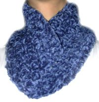 crochet easy neck warmer