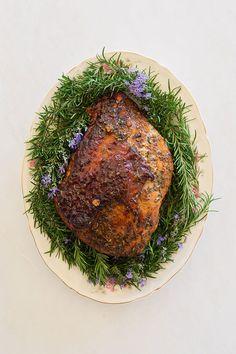 Maple Bourbon Glazed Free Range Turkey Breast