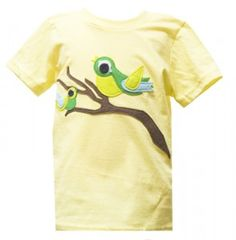 cute birdies for a boy, coordinating one for a girlie!