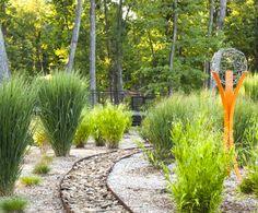 Tempest by Terra Sculpture - Arkansas Garden #terrasculpture