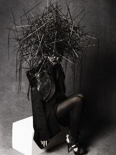 Paula Cheng, Parsons The New School for Design in New York; Model: Misato, Satoru Japan