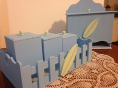 Porta fraldas