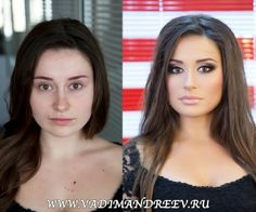 Makeup Artist Transforms Women in Stunning Before and After Photos! Incredible... | Amazing Oasis