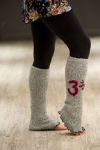 Eco Thread leg warmers...some of our favorites!