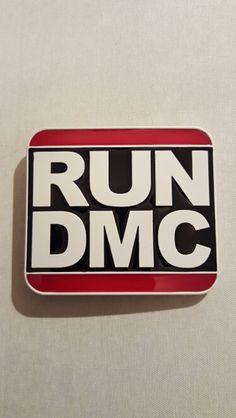 RUN DMC Belt Buckle. £9