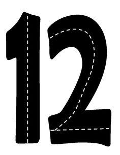 Verkeerscijfer 12