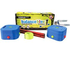 Slackers Balance Blox Kit by Brand 44 Colorado - $89.99