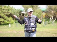 Cast 120ft easily with James Tomlinsons technique. - YouTube Trout Fishing, Fishing Bait, Fishing Tackle, Fly Fishing Rods, Fishing Tips, Fishing Stuff, Fly Fishing For Beginners, Casting Rod, Fly Reels