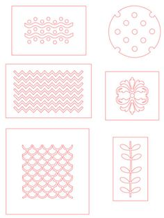 Get Silvered - Free Cameo Cut File - Use as Stencils or Cut Panels.