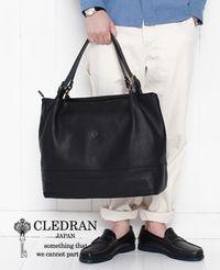 CLEDRAN [ クレドラン ] GLOU グロウ トートバッグ