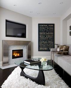 55+ идей как декорировать интерьер гостиной 18 кв. м. (фото) http://happymodern.ru/interer-gostinoj-18-kv-m/ Гостиная в стиле хай-тек
