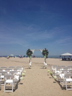 Find This Pin And More On The Ceremony Savannah Beach Wedding