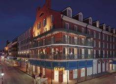 Royal Sonesta on Bourbon Street New Orleans
