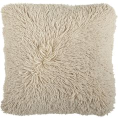 Pier 1 Imports Oversized Shaggy Pillow ($40) ❤ liked on Polyvore featuring home, home decor, throw pillows, tan, pier 1 imports, plush throw pillows, taupe throw pillows and oversized throw pillows