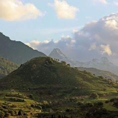 ideal für Wanderungen - tolle Landschaft
