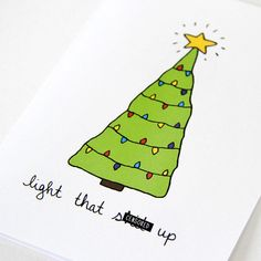 These Hand-Drawn Holiday Cards Are Cooler than Hallmark: (http://racked.com/archives/2013/11/27/these-handdrawn-holiday-cards-are-cooler-than-hallmark.php)