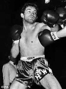 Howard Winstone, MBE (15 April 1939 – 30 September 2000) was a Welsh world champion boxer, born in Merthyr Tydfil, Wales. As an amateur, Winstone won the Amateur Boxing Association bantamweight title in 1958, and a Commonwealth Games Gold Medal at the 1958 British Empire and Commonwealth Games in Cardiff