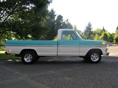 1968 ford f100 motor pictures | 1968 FORD F-100,