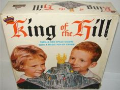 SCHAPER: 1965 King of the Hill Game