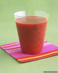Flavorful Fruit Juice Combinations