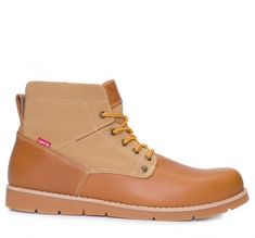 3d165703e5 LEVI S MENS BOTA MASCULINA WORK BOOTS JAX - MARROM - Bota Masculina Work  Boots Jax