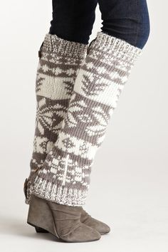 fe75c86342ae MUK LUKS Classic Legwarmers  I ll be sporting this one of these days!