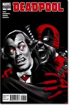 Dracula and Deadpool