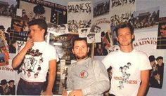 One Hit Wonder, Skinhead, Madness, Daddy, Posters, Boys, Makeup, Outfits, Clothes