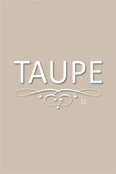 Taupe Color, Color Shades, Creative Colour, Caramel Color, Colour Board, Elegant Homes, Fashion Colours, Pantone Color, Color Combos