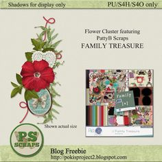 Designer freebie featuring Patty B Scraps FAMILY TREASURE http://www.godigitalscrapbooking.com/shop/index.php?main_page=product_dnld_info&cPath=29_335&products_id=27155 Collect the freebie gift at my blog http://pokisproject2.blogspot.com/2016/04/designer-freebie-4112016.html