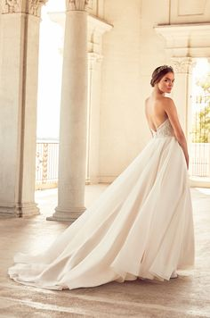 1cdb0325b34 68 Best 2018 Wedding Dress Collections at MAGGIE LOUISE images in ...