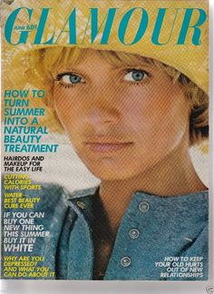 June 1972 cover with Beshka Sorensen
