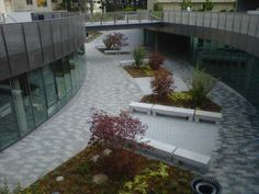 University of San Francisco 2016 HNA Awards Winner - Combination of Hardscape Products - Commercial (size more than 20,000 sf)