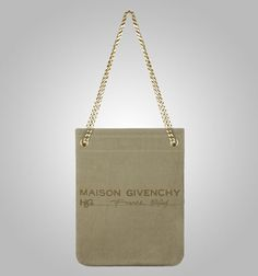Givenchy Maison Tote In Khaki Canvas « BAGAHOLICBOY.COM | Singapore's Only Dedicated Bag Blog