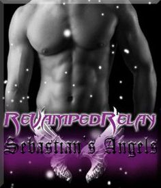 """""""Sebastian's Angels"""" magent created for the """"ReVamped Relay"""" by Keren K. and Suz K."""