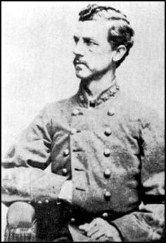 Brig-Gen Thomas Benton Smith(24.2.1838/21.5.1923) Received appointment to USMA but resigned & returned home. Fought at Shiloh. Severely wounded, Stones River. Wounded at Chickamauga. Captured at Nashville. After being taken prisoner, repeatedly struck with a sword by Col. William L. McMillen, 95th Ohio Inf Rgt. Brain partly exposed but survived. Recovered temporarily, worked as railroad brakeman after war. Admitted to state asylum, Nashville, Tennessee. 1876. Died there 47 years later aged…