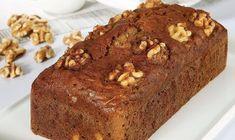 banana mug cake Greek Sweets, Greek Desserts, Greek Recipes, Vegan Desserts, Vegan Food, Pureed Food Recipes, Cooking Recipes, Sweet Loaf Recipe, How To Make Cake