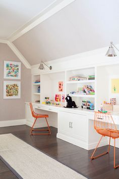 Westport Modern Farmhouse - Kids Desks