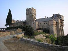 Mount-Athos-Eastern-Orthodox-Monasteries-Macedonia-Greece