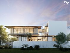 Bukit Golf Mediterania PIK House 3D Rendering with Max, Vray, PS