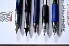 Mum.Wife.Girl.: Review - Zebra Pens
