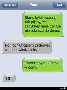 Polish Memes, Funny Text Messages, Pictures Of People, League Of Legends, Funny Texts, Haha, I Am Awesome, Jokes, Humor