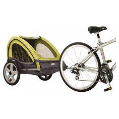 Sierra Double Stroller Bike Trailer
