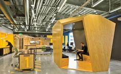 MIT Beaver Works | Merge Architects | Cambridge, Massachusetts | Record Interiors | Architectural Record