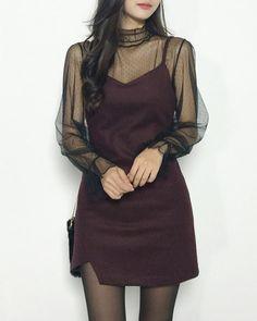 Картинка с тегом «asian fashion, 유행, and dress»