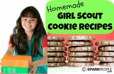 7 Homemade Girl Scout Cookie Recipes