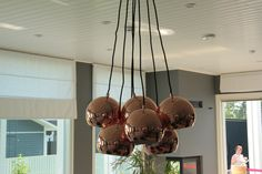 Villa Muurame Finland, Ceiling Lights, Lighting, Pendant, Interior, House, Home Decor, Decoration Home, Indoor