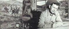 George Phippen 1916- 1966 in studio